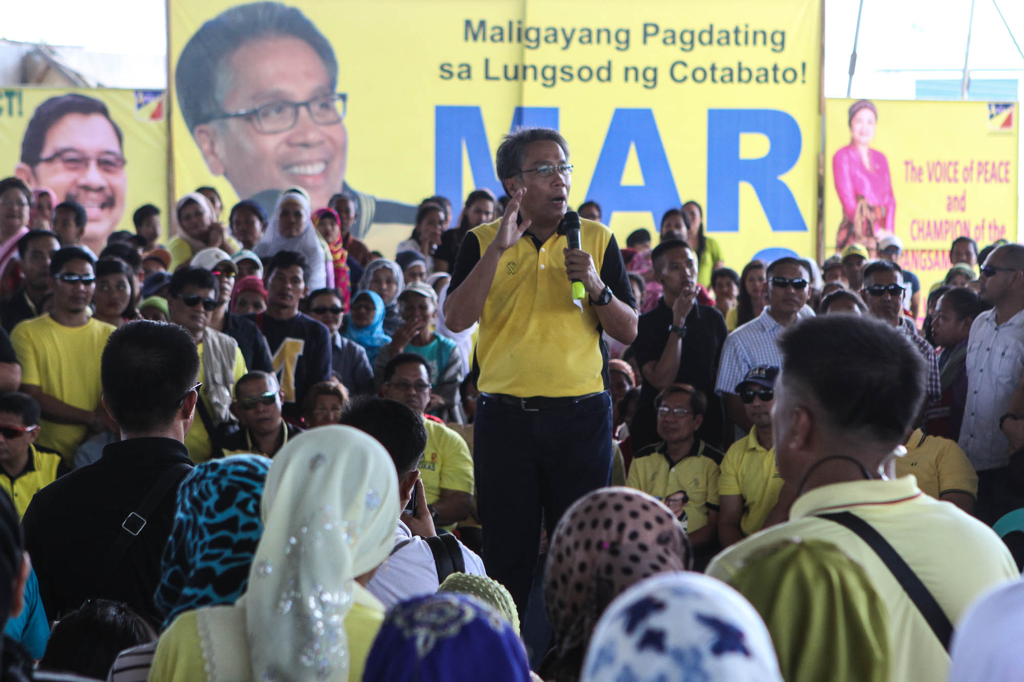 roxas muslim Free online library: armm governor defends roxas after 'muslim na mananakop' quip by philippines daily inquirer (makati city, philippines) news, opinion and commentary general interest.