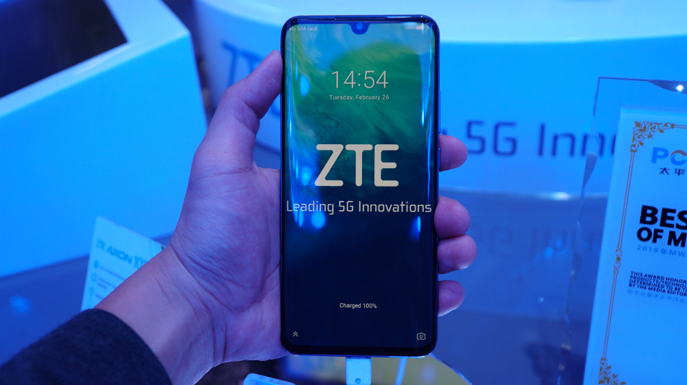 Here are all the 5G phones we saw at MWC 2019