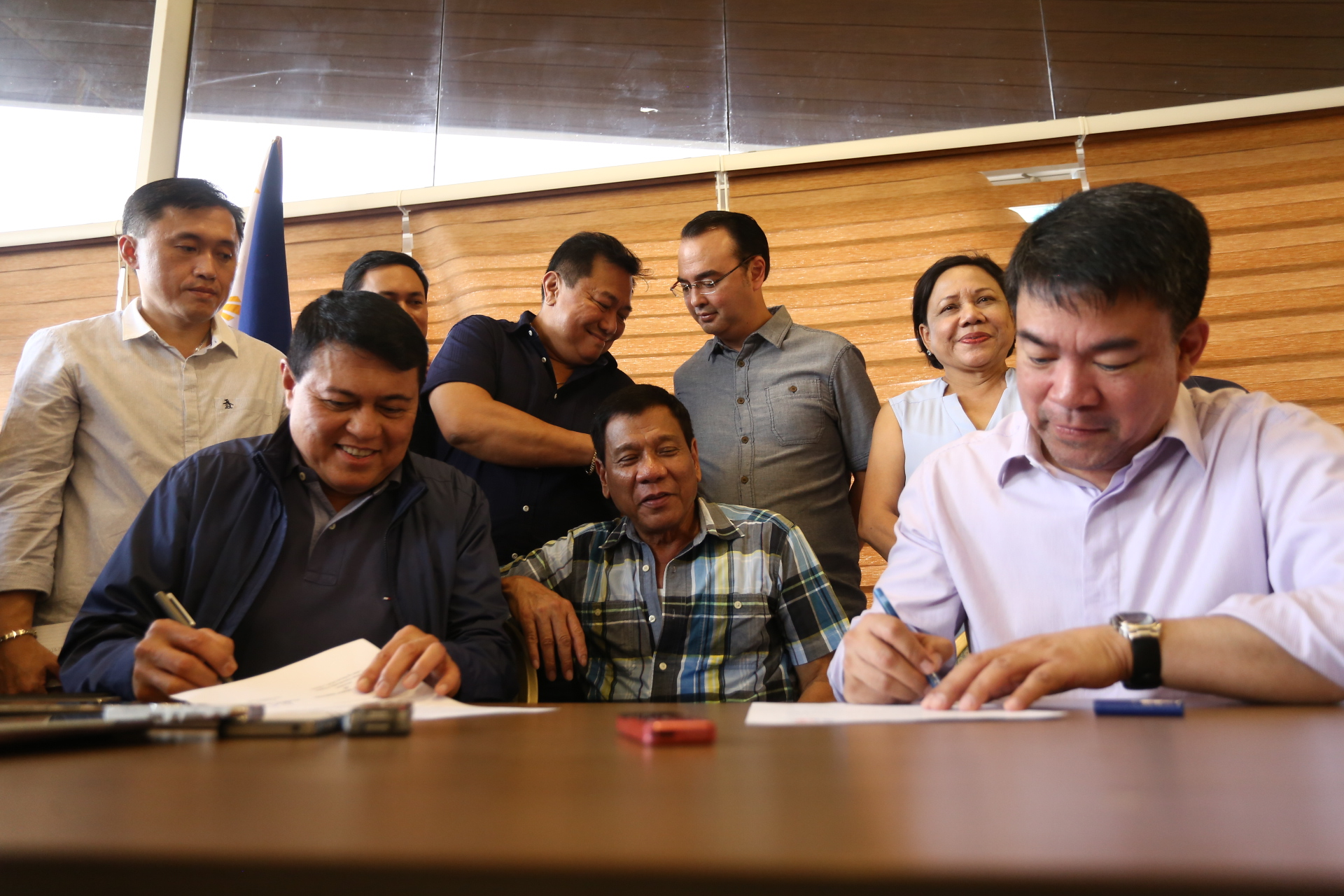 Duterte's Cabinet choices ruffling feathers in his own circle