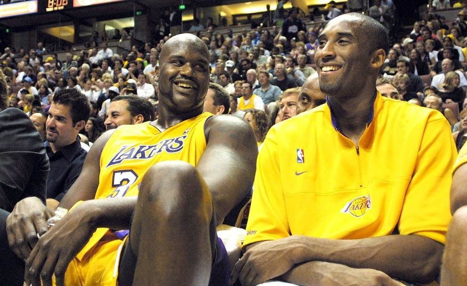 Shaq, Magic, Kareem, other Laker greats pay tribute to Kobe Bryant