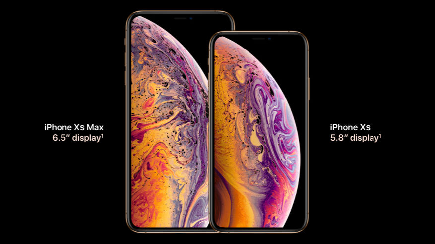 iPhones now dual-sim capable with the XS and XS Max