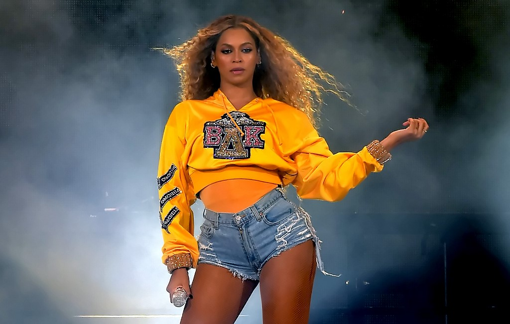 'HOMECOMING.' In this file photo, Beyonce performs during the Coachella Valley Music and Arts Festival Weekend in California on April 14, 2018. The singer released her live album 'Homecoming,' which contains songs from the Coachella performance. Photo by Kevin Winter/Getty Images for Coachella/AFP