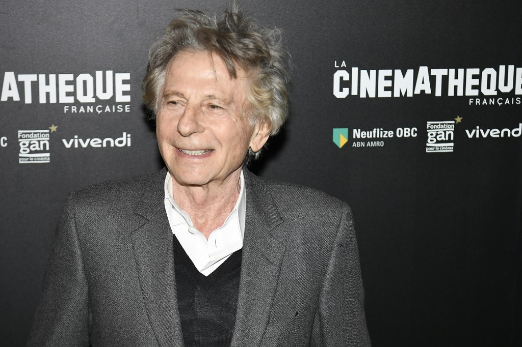"COMPLAINT. Director Roman Polanski sues the Academy of Motion Picture Arts and Sciences after he says he was not given a hearing when ousted of the organization. File photo shows the director during a photocall prior to the screening of his movie ""D'apres une histoire vraie"" (based on a true story) at the Cinematheque in Paris on October 30, 2017. File photo by Lionel Bonaventure/AFP"