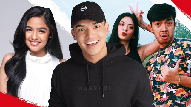 YOUTUBERS. Andrea Brillantes, Alex Wassabi, and JaMill are some of the creators that will be attending the upcoming YouTube FanFest. Photos from Instagram.com/blythe, Instagram.com/alexwassabi, and Instagram.com/jamillph