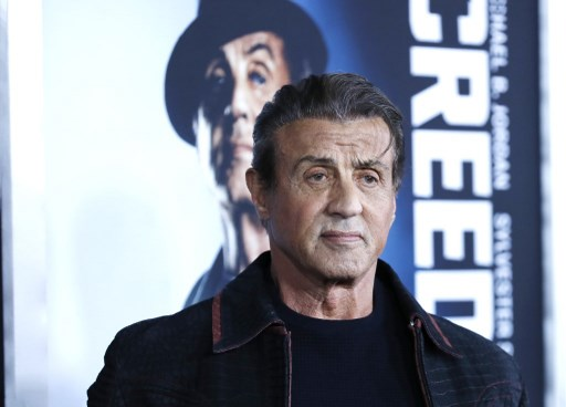 RAMBO V. Sylvester Stallone is set to show the trailer of his new movie 'Rambo 5' in an appearance at Cannes this May 2019. File photo by John Lamparski/Getty Images/AFP