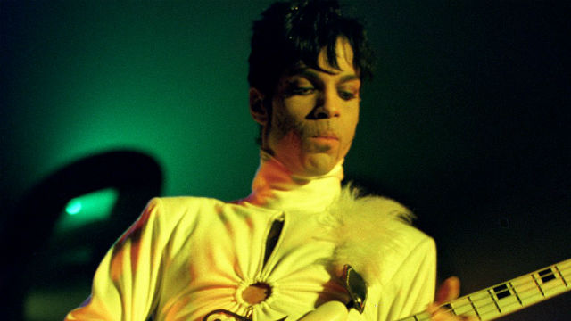 MEMOIR. Prince's book 'The Beautiful Ones' is set for release in October. Photo from Facebook/ Prince