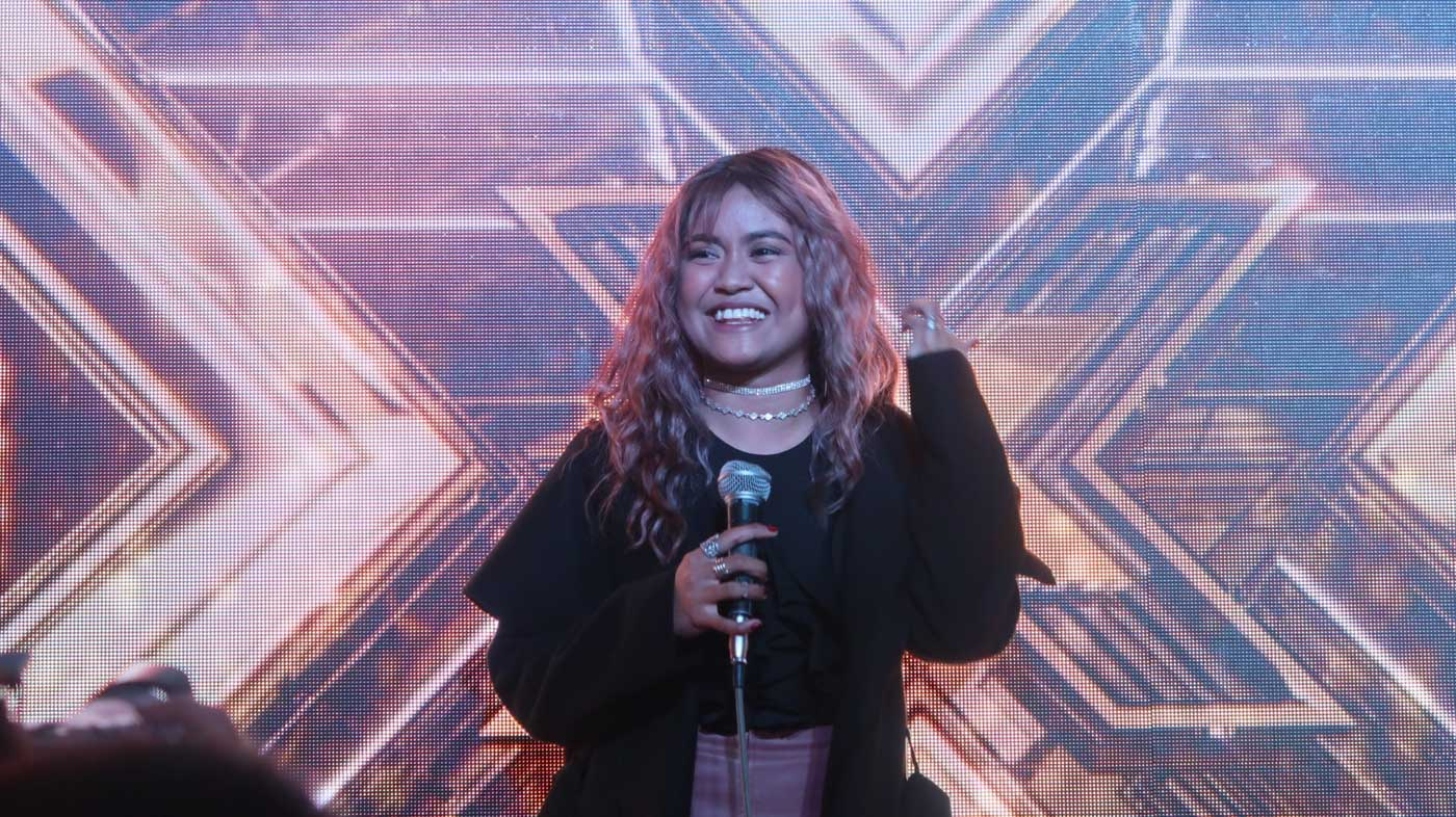 Why 'X Factor UK' contestant Maria Laroco was denied a US Visa