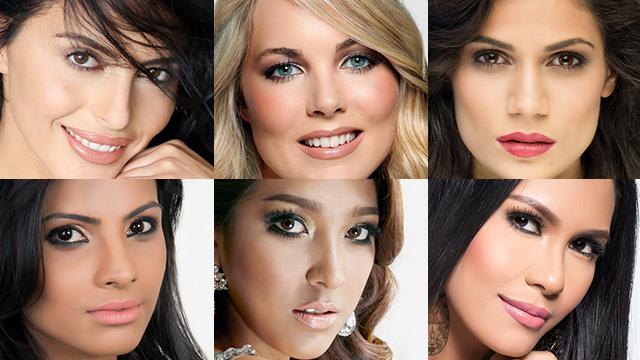 Photos courtesy of Miss Earth website