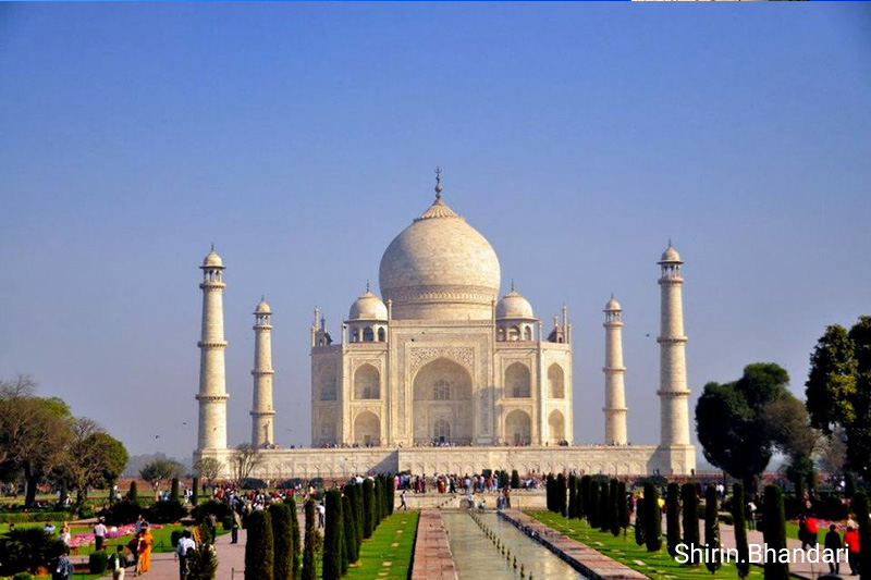 Visiting the Taj Mahal, a labor of love for life after death