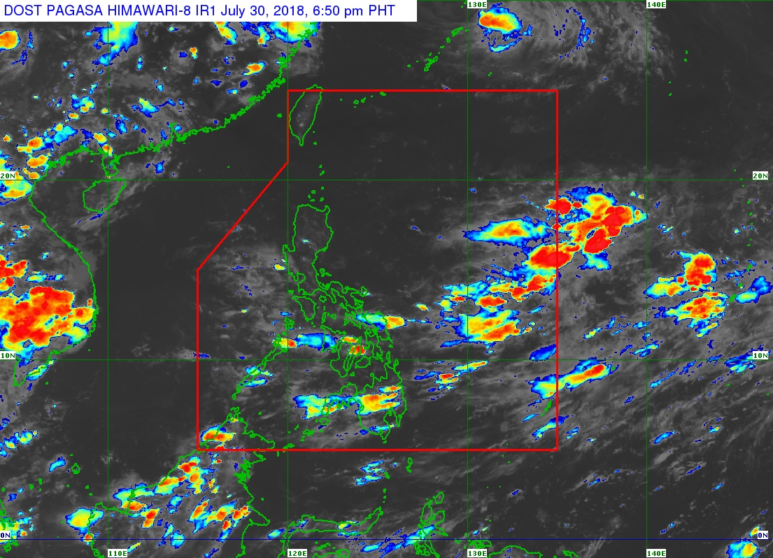 Monsoon weak, only isolated rains expected on July 31