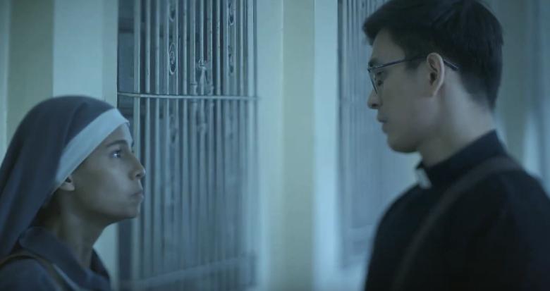 BAD START. Sister Barbie calls out Fr. Xavi for his snide remarks on Agnes' case.