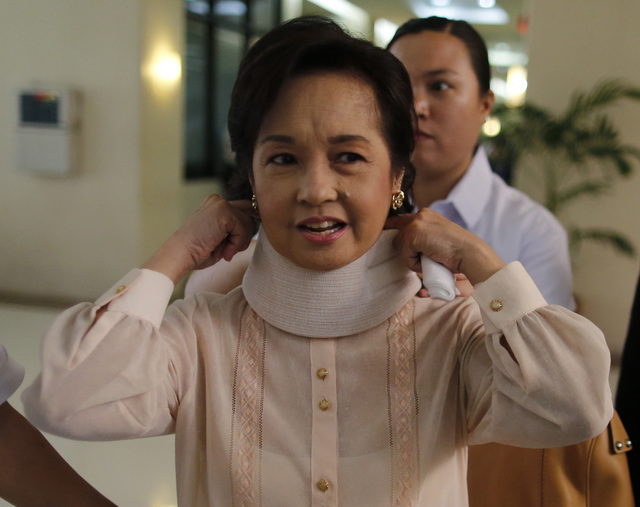 Gloria Arroyo as PM? Lacson says, 'Think twice'