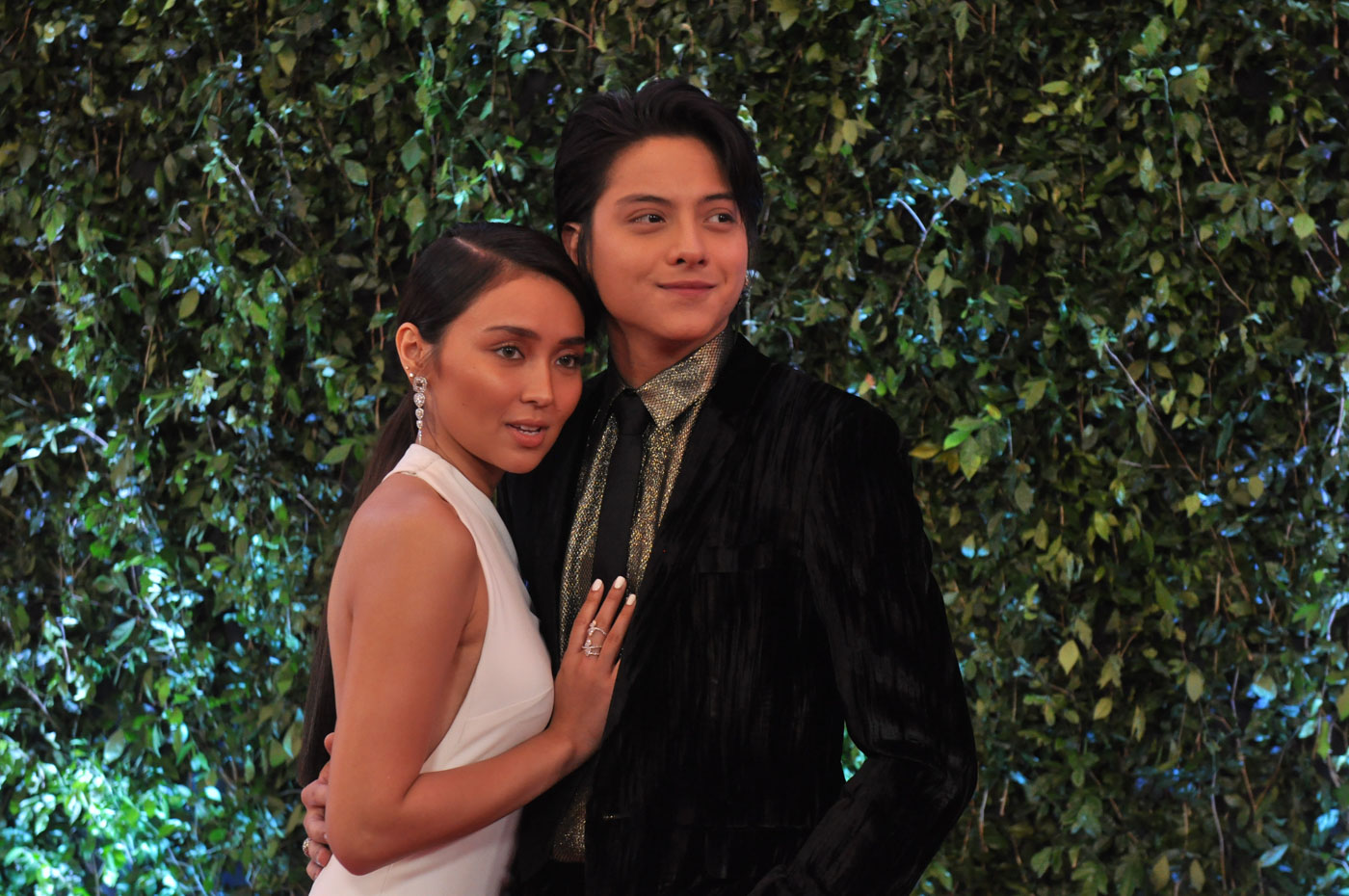 NO PROJECTS FOR 2019. Kathryn Bernardo confirms she and Daniel Padilla will not be working on any project together in 2019 to pursue other solo endeavors. File photo by Jay Ganzon/Rappler