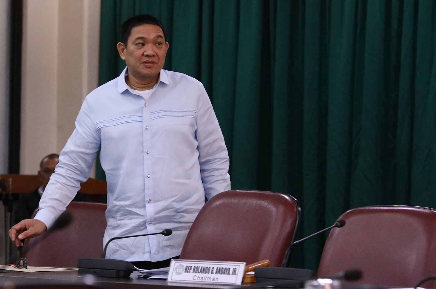Andaya loses to Villafuerte for Camarines Sur governor