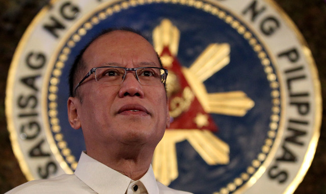 'NO REAL PROGRESS.' Human Rights Watch criticizes the human rights record of President Benigno Aquino III, whose 6-year term ends in June 2016. File photo by Joseph Vidal/Malacañang Photo Bureau