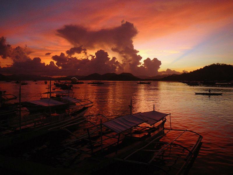 SUNSET DREAMS. Nothing beats a view like this. Photo by Shirin Bhandari