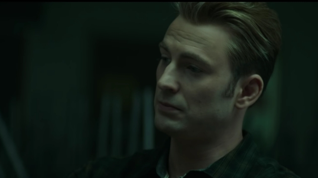 ENDGAME. Chris Evans appears as Captain America in the finale to Marvel's Infinity Saga. Screenshot from YouTube.com/MARVEL