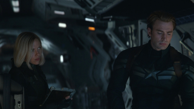 ENDGAME. 'Avengers: Endgame,' whose star-studded cast includes Scarlett Johansson and Chris Evans, fights the threat of piracy even as it smashes box office records. Photo courtesy of Marvel Studios