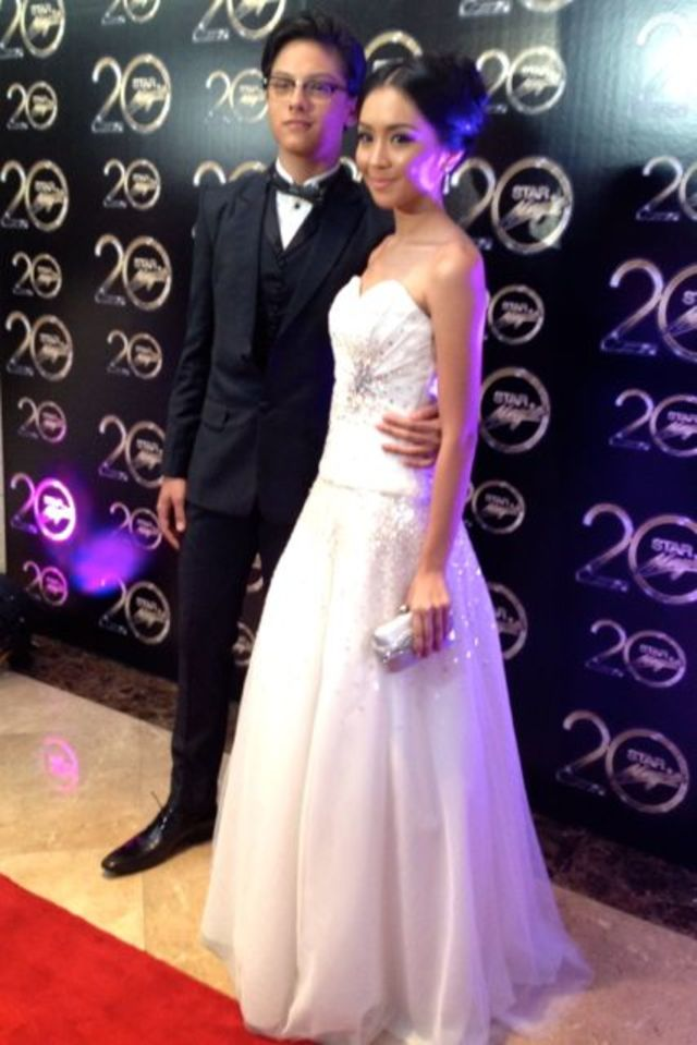 Daniel and Kathryn in 2012. Rappler file photo