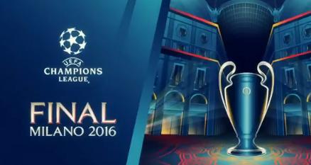 Jadwal dan hasil babak semifinal Liga Champions 2015/2016