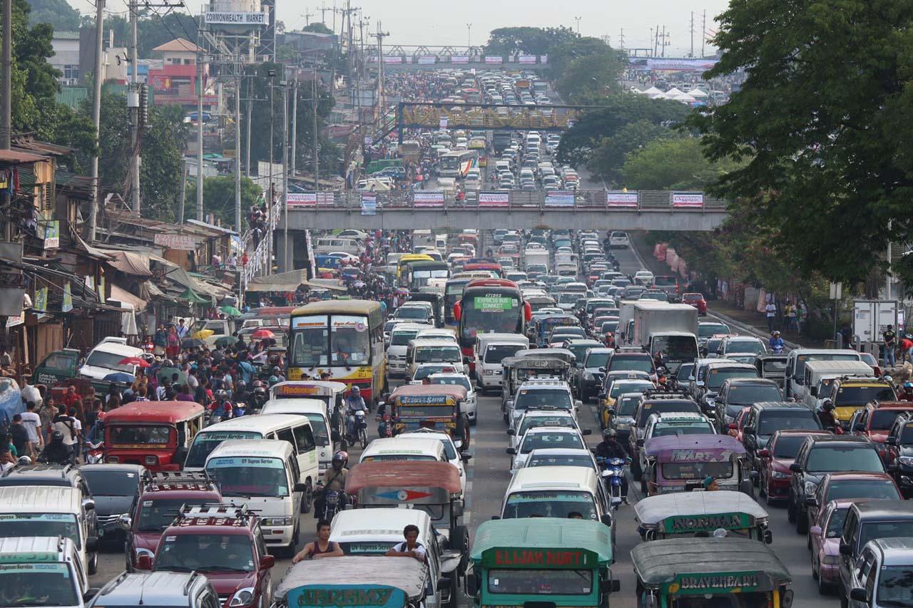 Gov T Forms Inter Agency Body To Solve Metro Manila Traffic