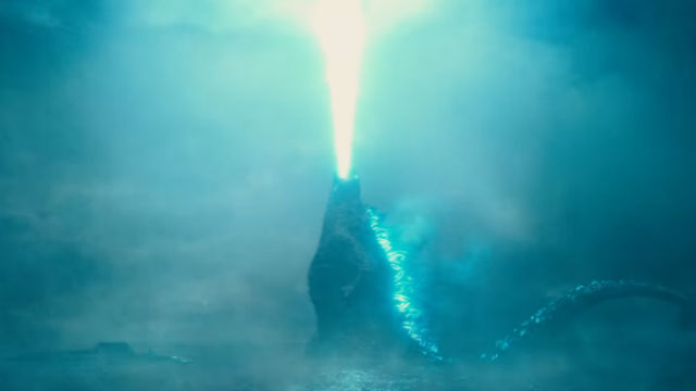 FINAL BATTLE. Godzilla returns to face more beasts in 'King of the Monsters.' Screenshot from YouTube/Warner Bros Pictures