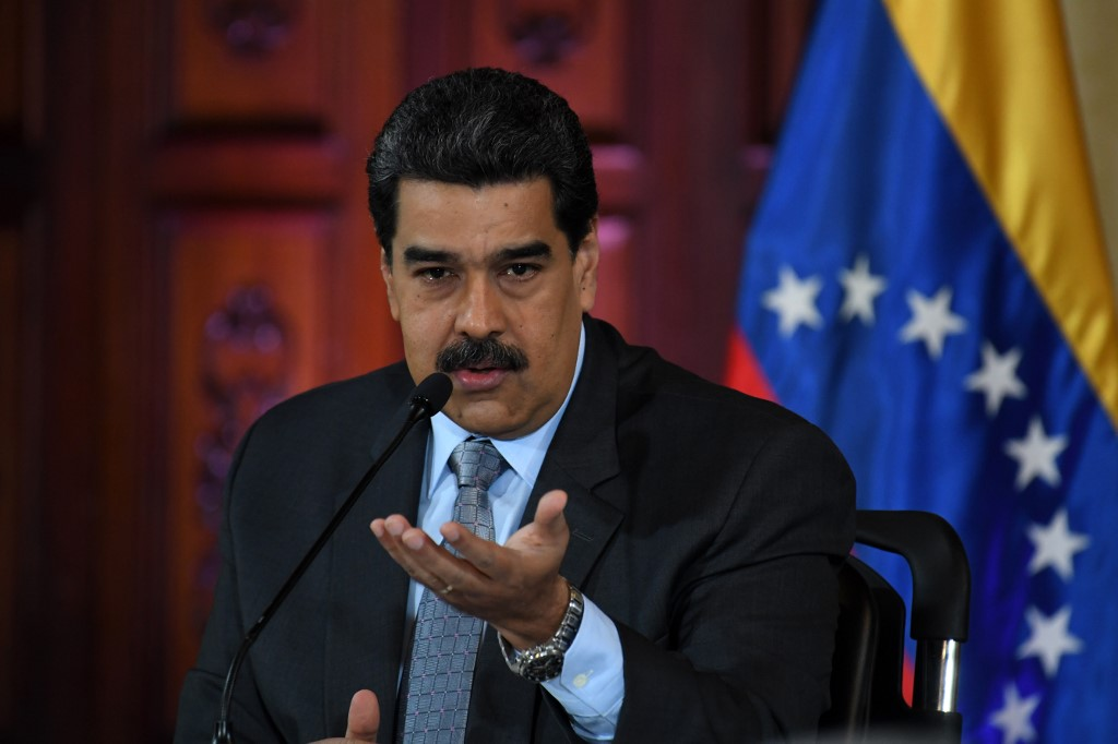 IMF rejects Venezuela request for billions in virus aid