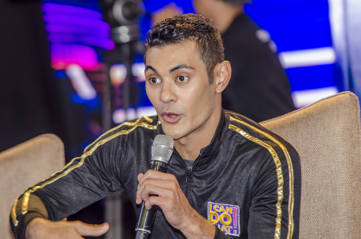 EMPATHY. Gab Valenciano says his battles in 2018 taught him to have empathy in himself. File photo by Rob Reyes/Rappler