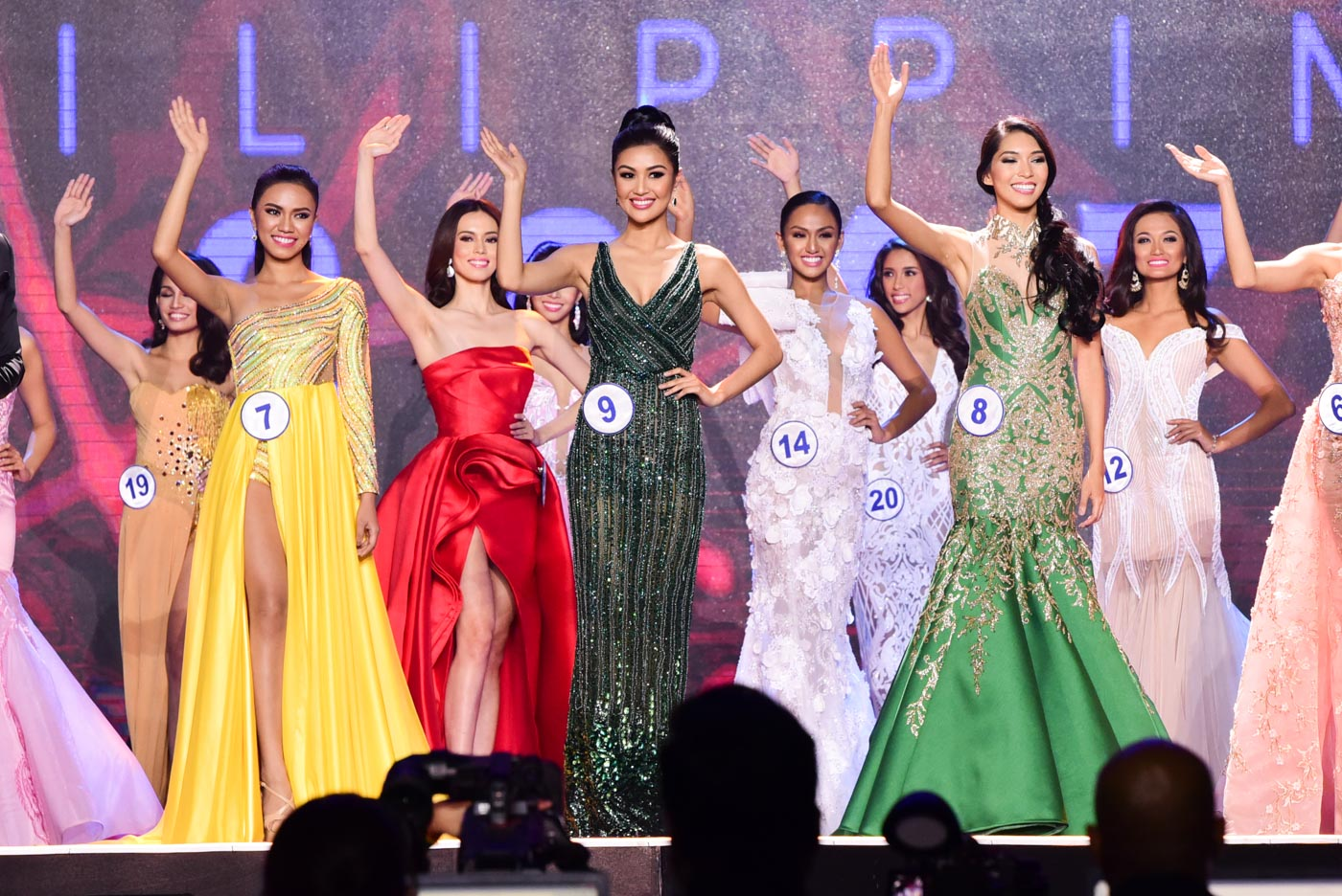 In Photos Trend Tracking At Miss World Philippines 2017