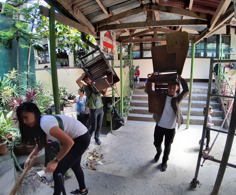 IN PHOTOS: Brigada Eskwela 2019 kicks off nationwide