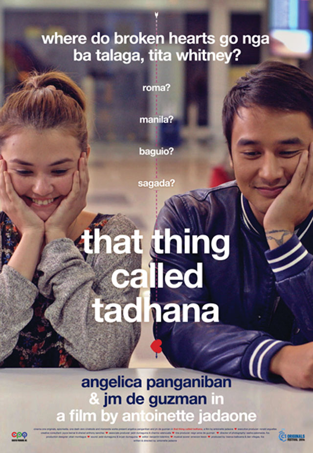 Dating called tadhana