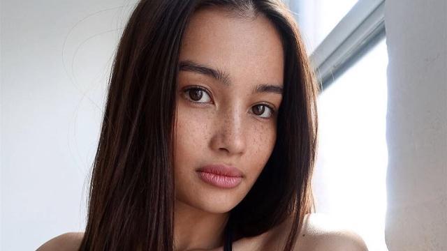 KELSEY MERRITT. The Filipino-American model is working with Victoria's Secret. Screenshot from Instagram/kelseymerritt