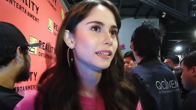 'CRUCIAL' 2019. Jessy Mendiola says she expects to make 'big decisions' in 2019. Photo by Alexa Villano/Rappler