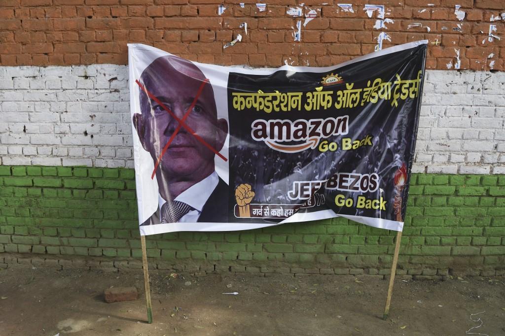 Art print POSTER Amazon CEO Jeff Bezos