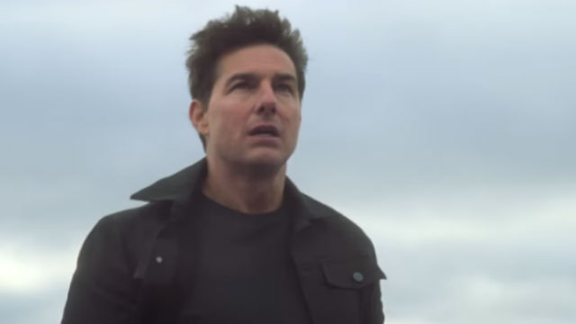 WATCH: Tom Cruise is back as Ethan Hunt in 'Mission