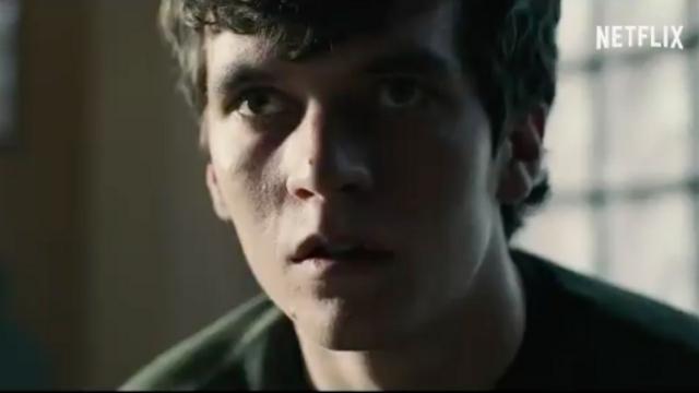 BANDERSNATCH. Netflix releases a teaser trailer for the upcoming 'Black Mirror' installment. Screenshot from Twitter.com/blackmirror