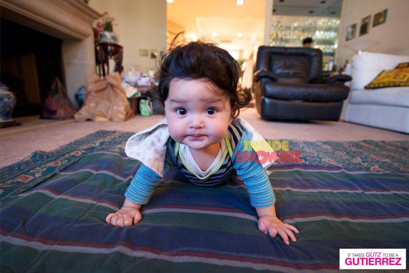 Zion Baby Gutierrez