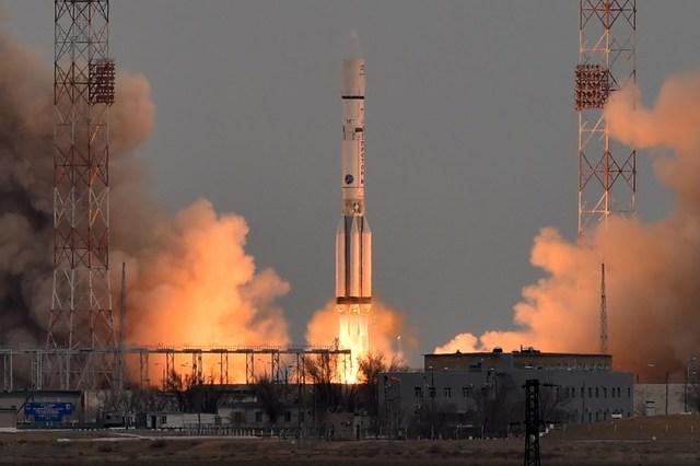 mars rover rocket - photo #16