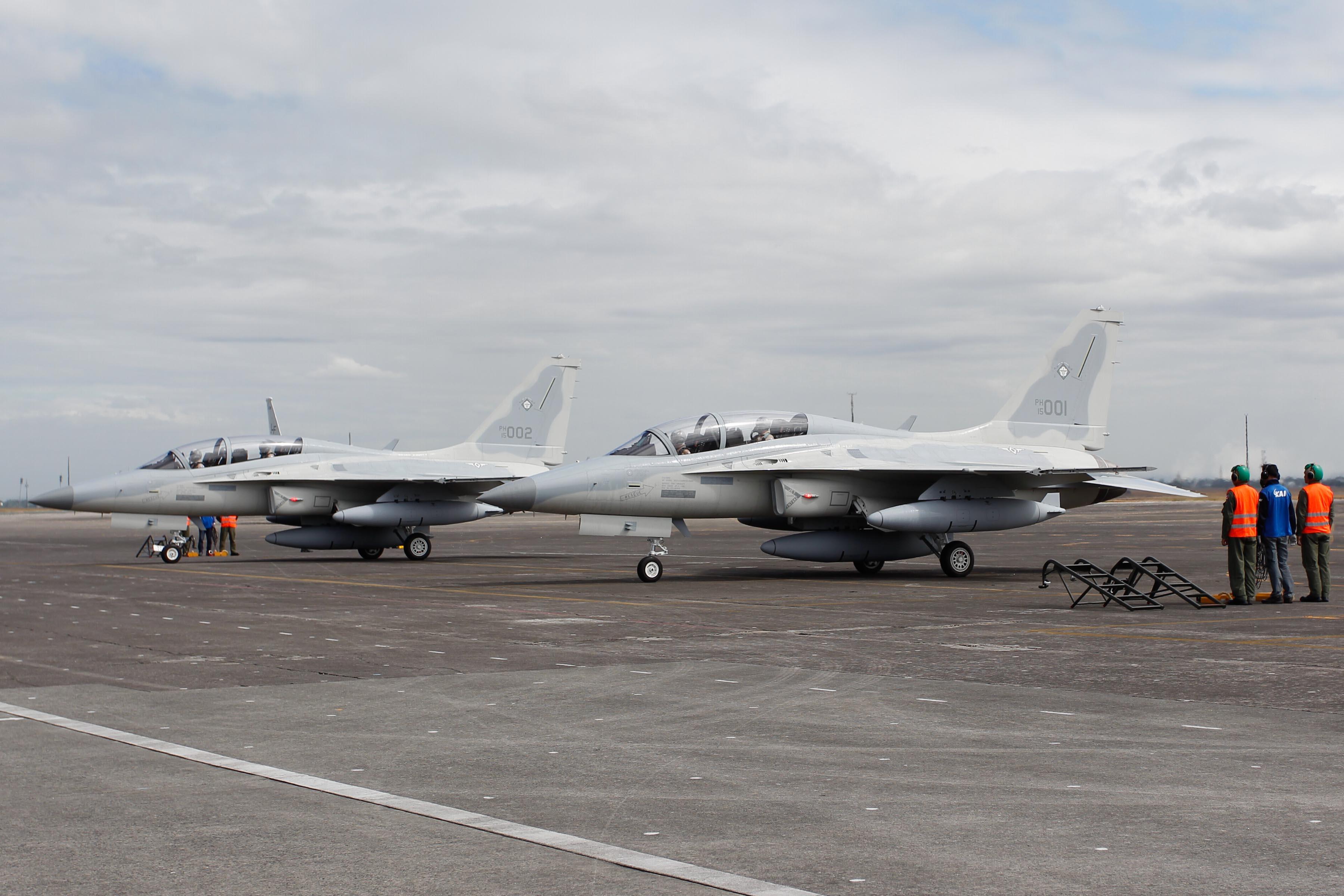 Tiêm kích nhẹ FA-50PH: Hổ giấy vô dụng của Không quân Philippines