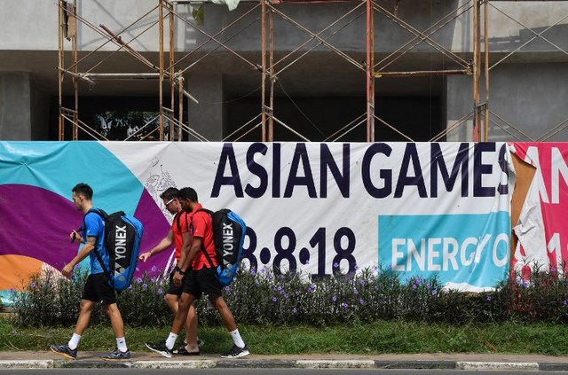 asian games venues july 18 2018 6082EDDF68604A3B99C8A90CF8664F14 - Asian Games 2018 Athletes Village