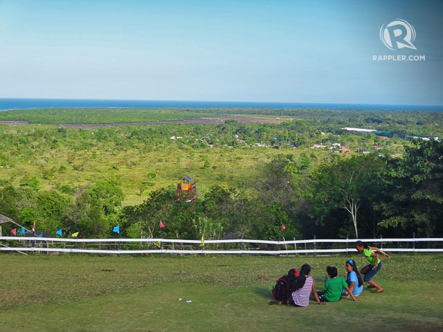 IDYLLIC. Enjoy the view of forest and sea from Mitra Ranch