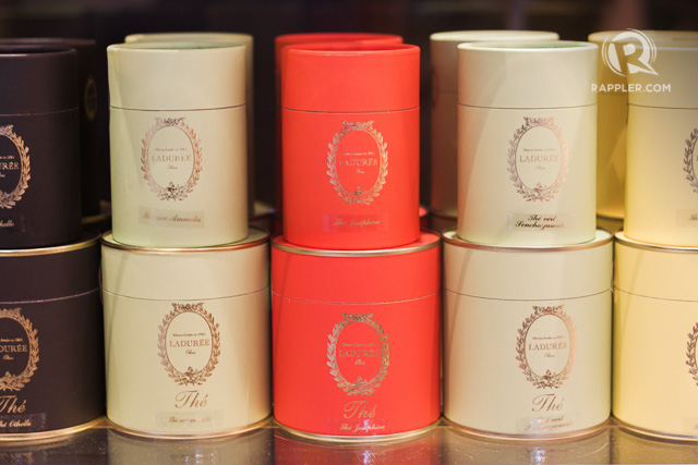 IN PHOTOS] Ladurée in Manila: Price points, what to expect