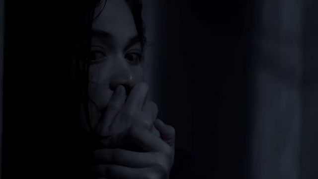 EERIE. Bea Alonzo as Pat in 'Eerie.' All screenshot from YouTube/ABS-CBN Star Cinema