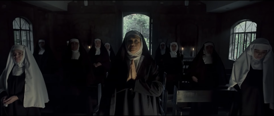 SECRET? Charo Santos as Sister Alice.