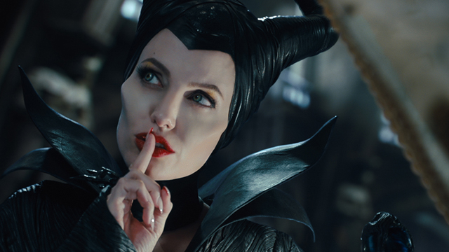 How to get Maleficent's dramatic look for real life