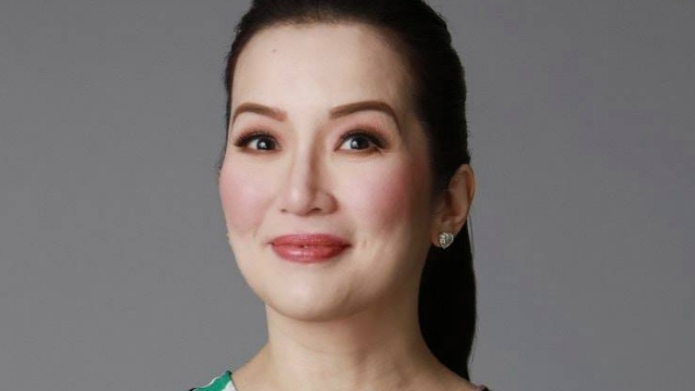 KRIS AQUINO. The celebrity withdraws a theft complaint filed in Mandaluyong against her former business manager. Photo from Facebook.com/krisaquino