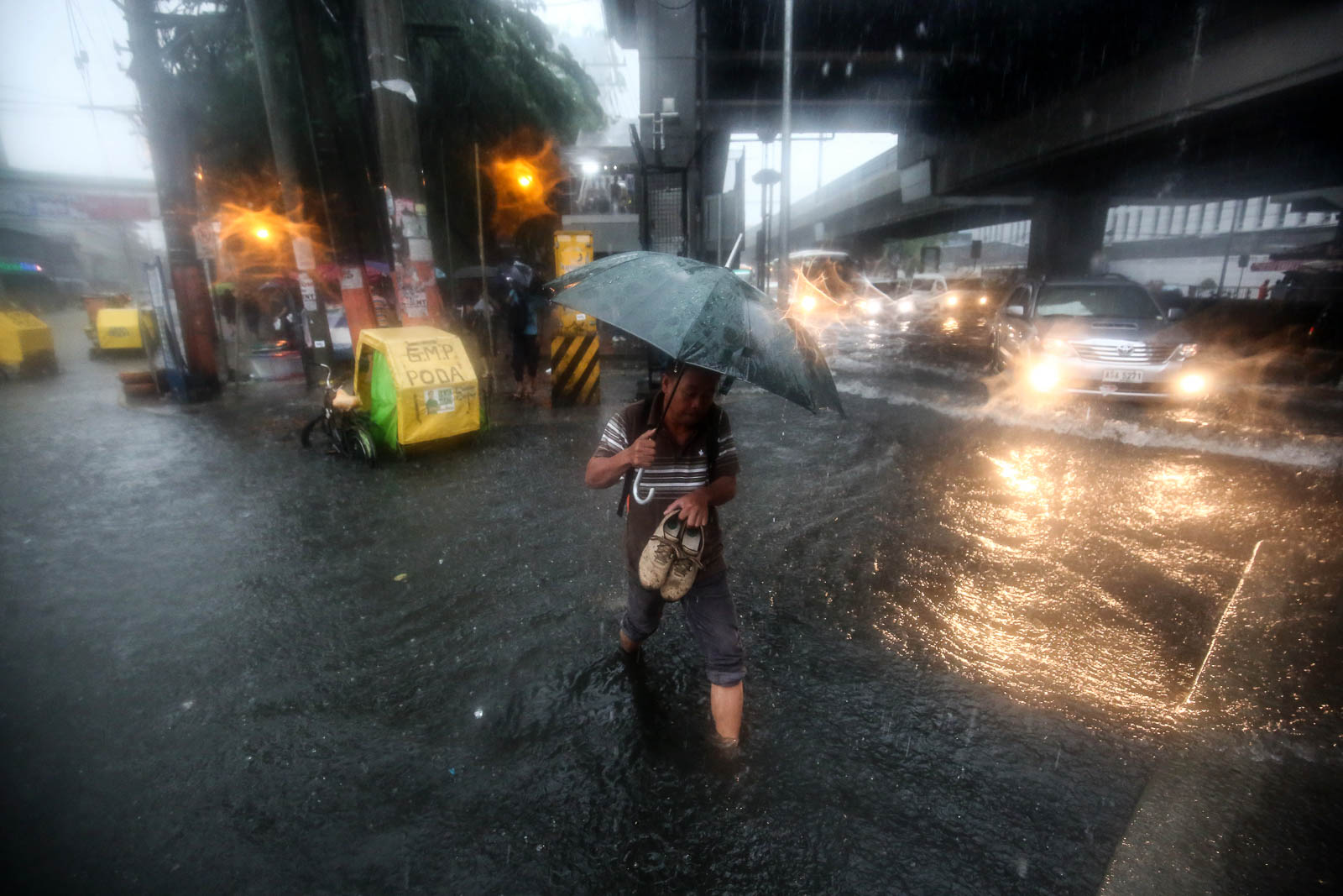 UNITED Nations Avenue, Manila City. Photo by Lito Borras/Rappler