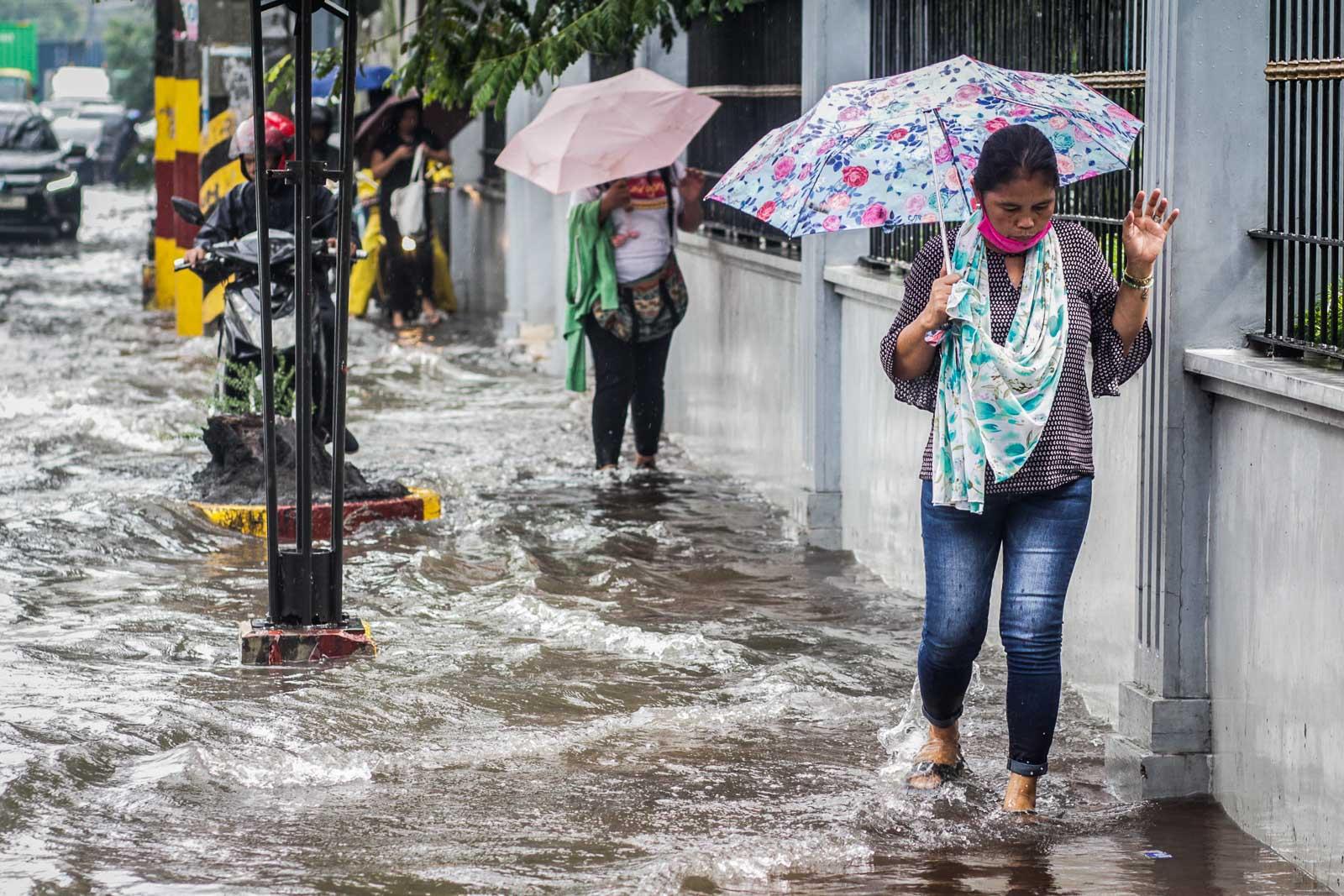 SAN Marcelino Street in Manila. Photo by Lito Borras/Rappler