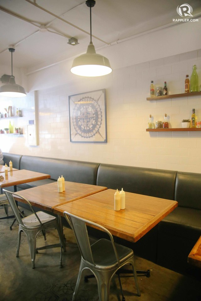 6 office neighborhoods 20 great restaurants for power - Bank of the philippine islands head office ...