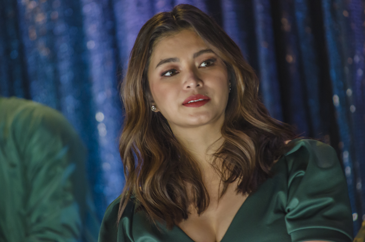 COMEBACK AFTER 5 YEARS. Angel Locsin returns to television in 'The General's Daughter' after 5 years. All photos by Rob Reyes/Rappler